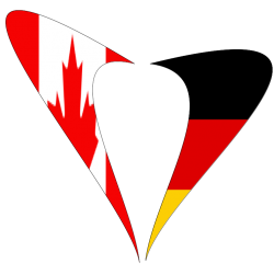 Canada for Beginners Logo